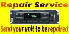 REPAIR SERVICE AC HEATER CONTROL DIGITAL UNIT MODULE CLIMATE ATC HVAC EATC AIR