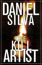 The Kill Artist, Daniel Silva, Good Book