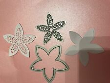 TONIC STUDIOS SWEET MELIA  LARGE FLOWER CUTTING & EMBOSSING DIES