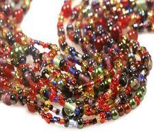 Joan Rivers Multi-Color Red Jeweltone Torsade Necklace