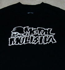 METAL MULISHA  T Shirt (L) Large Motocross Racing Biker UFC Black heavy harley