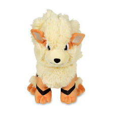 Pokemon Center Arcanine Poké Plush (Large Size) - 10 1/2""