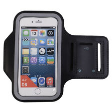 Black Sports Running Jogging Gym Armband Case Cover Holder for Arm Band iPhone 6
