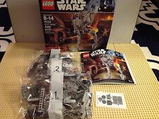 Lego Star Wars #75153 AT-ST Walker Only With Manual 100% New In Bags NO Box