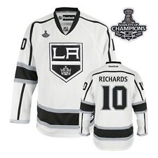 LA Kings Mike Richards Real 2014 Stanley Cup Final Game Jersey NHL Reebok XL C62