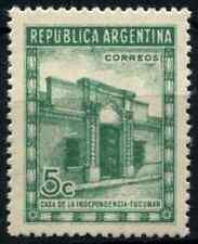 Argentina 1943 SG#727a Tucuman Museum MNH #D33010