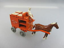 Lesney: Milch- Kutsche /Horse Drawn Milk Float   (PK)