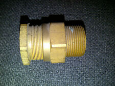 Hawke Hazardous Area Brass Cable Gland 501/411/M25 EXD 11 CBAS