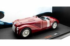 HOT WHEELS Elite L2977 1/18 Ferrari 125S Rouge - Red Limited Edition