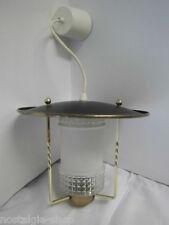 50er 60er Laternenlampe Hängelampe Deckenlampe 50s 60s