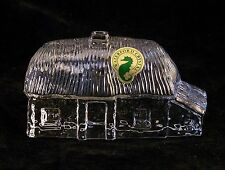 WATERFORD CRYSTAL LISMORE VILLAGE COTTAGE NEW IN THE BOX