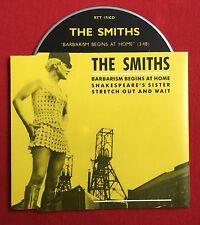 THE SMITHS -Barbarism Begins At Home- Rare UK Rough Trade CD Single
