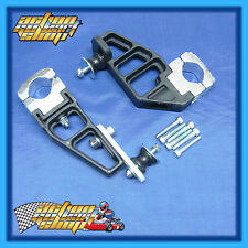 Go Kart EXHAUST Support BRACKET Rotax MAX Two Piece Mount SYSTEM 30-32mm Chassis
