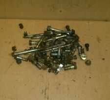 93 FORD ESCORT  BOLTS,NUTS,HARDWARE FROM ENGINE TRANSMISSION REMOVAL