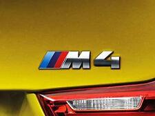 BMW NEW GENUINE F32 F82 F36 4 SERIES M4 LABEL STICKER BADGE EMBLEM 8054330