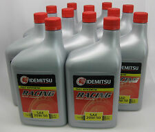 Idemitsu 20W-50 Oil for Rotary Engines - Case of 12 quarts - RX7, RX8, 13B, 12A
