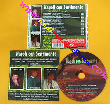 CD Compilation Napoli Con Sentimento NINO D'ANGELO MARCIANO NARDI no lp mc(C41)