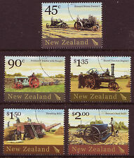 NEW ZEALAND 2004 HISTORIC FARM EQUIPMENT SET OF 5 FINE USED