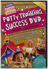 POTTY TRAINING SUCESS (DVD, 2008) NEW