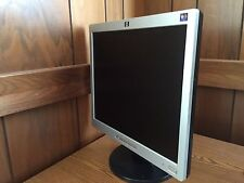 "HP Compaq L1706 17"" LCD Monitor MONITOR ONLY SOME BLACK SPOTS"