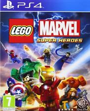 LEGO Marvel Super Heroes Gioco per Playstation 4 PS4 Gioco Per Bambini NEW