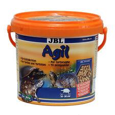 JBL Agil 2500ml - Schildkröten Futtersticks - Wasserschildkröten Futter Sticks