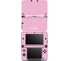Vinyl Skin Decal Cover for Nintendo 3DS XL LL - Simply Pink
