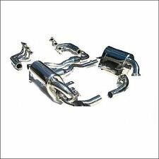 EuroCupGT Porsche 996 Carrera 2 / 4 High Flow Stainless Steel Exhaust 1998-2001