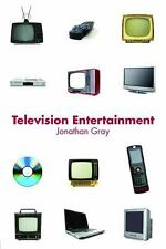 Television Entertainment Communication and Society Volume 2