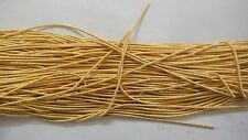 120 inches THICK SMOOTH REGULAR French Metal Purl Wire Coil Bullion Cord Jewelry