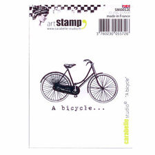 Carabelle Studio SMI0149 Cling Stamp - ABC