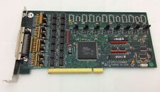 Access I/O PCI-COM-8S PCI-COM422/8 RevC  Multiport Serial Board PCI Card  RS-422