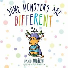 Some Monsters Are Different by Milgrim, David