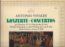 Kammerorchester Emil Seiler - Wolfgang Hofmann : Vivaldi -Konzerte DGG Archiv