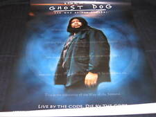 GHOST DOG: THE WAY OF SAMUARI PROMOTIONAL POSTER FORREST WHITAKER JOHN TORMOY