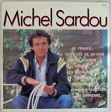 Michel Sardou 33 tours System Disco