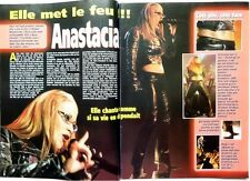 ANASTACIA =   COUPURE DE PRESSE 3 pages 2000 // FRENCH CLIPPING