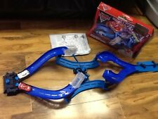 Disney Pixar Cars 2 Tokyo Spin Out Track Set with Mcqueen & extra SHU TODOROKI
