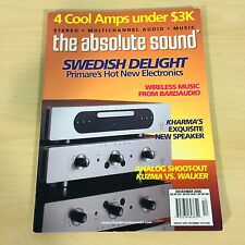 The Absolute Sound Issue 167, December, 2006 TAS MUSIC Audiophile Review Primare