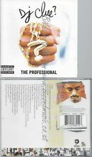 CD--DJ CLUE -- -- THE PROFESSIONAL