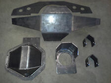 "GM 14 Bolt - 4 link truss kit w/ diff cover and pinion guard 32"" wide"