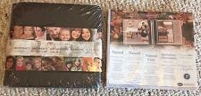 Creative Memories Sentiments Coverset Album Brown 7 x 7 w Pages NIP Baby Wedding