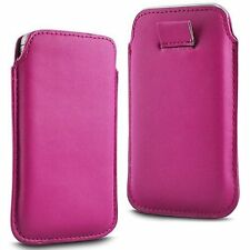 Stylish PU Leather Pull Tab Case Cover Pouch For Huawei Ascend P8 Lite