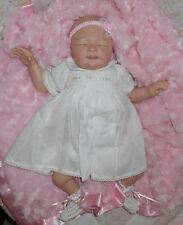 "Reborn Amy ~ Jessica Schenk Sculpt 16"" Preemie Sleeping Sweetheart 3/4 Limbs NEW"