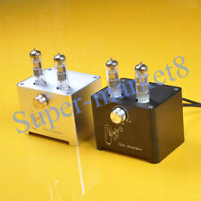 New Small Mini Tube AMP Single Ended HIFI Audio Amplifier 6F3 (ECL805 ECL85)