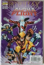 Patrulla X & Alpha Flight. 1 de 2. Comic