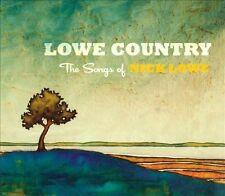 Lowe Country: The Songs of Nick Lowe [Digipak] by Various Artists (CD,...