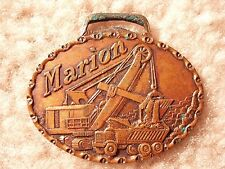 Marion Ohio Steam Shovel Co. Watch Fob MAG-9