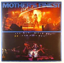 """12"""" LP - Mother's Finest - Mother's Finest Live - #C2430 - washed & cleaned"""