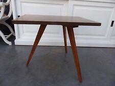 TABLE Basse VINTAGE 50 60 Trois Pieds tripode scandinave déco rétro